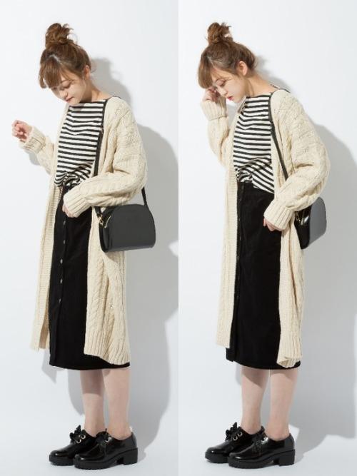 Iラインスカート6