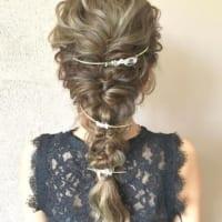 ドレスに合う髪型51選☆華やかで可愛らしい魅力的なスタイルをまとめました
