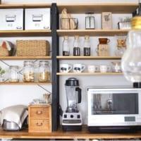 インテリア収納上手になりたい!すっきりシンプルなキッチンインテリアまとめ