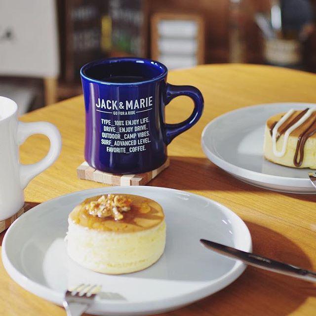 JACK&MARIEのアメリカンなマグカップ