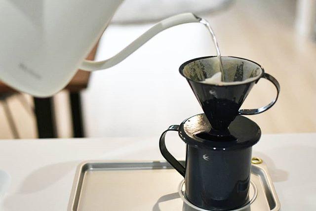 コーヒーの出がらし
