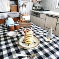 普段の食卓だってオシャレが良い!テーブルを素敵に彩るグッズを紹介♡