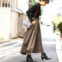 【ViS】のスカート&ワンピース特集☆大人フェミニンなコーデをまとめました