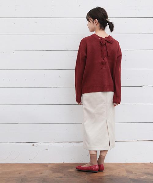 靴下×バレエシューズ7