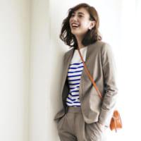 『ブラウン系ジャケット』をスマートに着こなす☆大人の秋スタイリング集