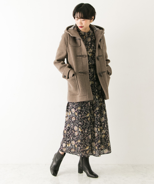[URBAN RESEARCH] LONDON TRADITIONショートダッフルコート