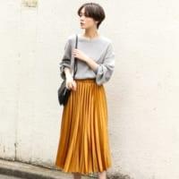 秋は【長め丈スカート】が大活躍!今ほしいロングスカートをまとめました♪