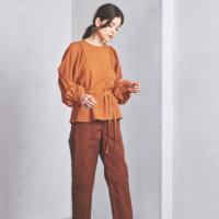 深みオレンジが今キテる!おしゃれな女性の気を引く秋カラー特集