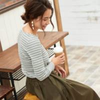 大人女性のデイリーウェアをプチプラでGET☆【titivate】のトップス&カーディガン特集