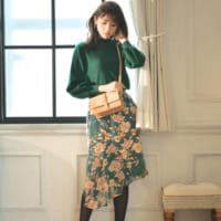 お洒落な大人女性の日常着!【Andemiu】の秋トップス&羽織りモノ15選