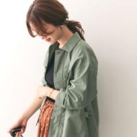 秋は《ショートジャケット》に注目☆シルエットが映える大人女子コーデ