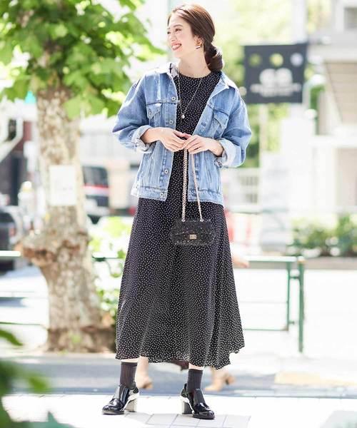 【YANUK×金子綾コラボレーションデニム】デニムジャケット