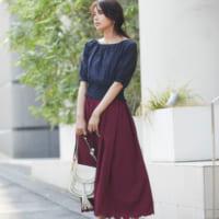 【&. NOSTALGIA】のパンツ&スカート14選☆洗練された大人カジュアルスタイルをご紹介!