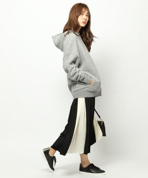 BARNYARDSTORM / ラインプリーツスカート