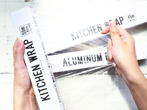 キッチンラップ/アルミホイル2