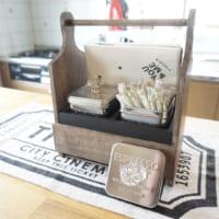 【連載】おうちカフェをより楽しく♪カフェタイム用ボックスをDIYしよう!