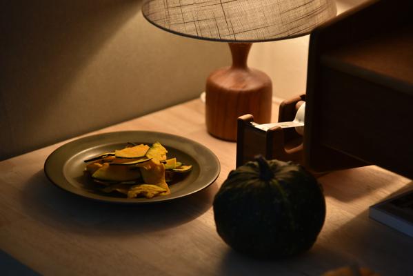 かぼちゃチップ