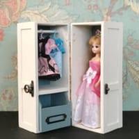 【連載】100均材料でリカちゃん人形も収納できるクローゼットの作り方♬