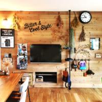 壁掛けテレビにしてスタイリッシュな空間に!参考にしたいおしゃれな実例8選
