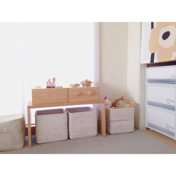 コの字の家具11
