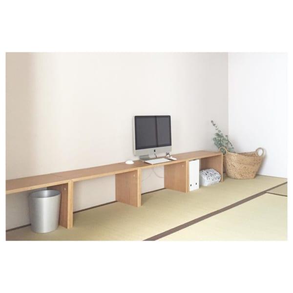 コの字の家具19