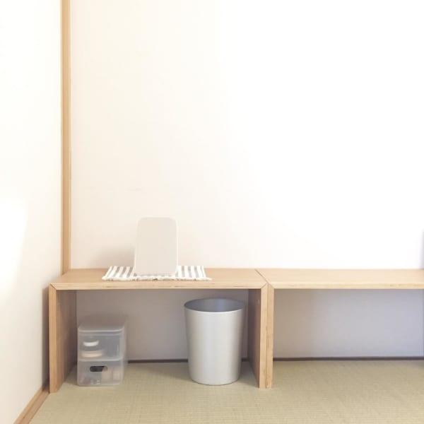 コの字の家具20