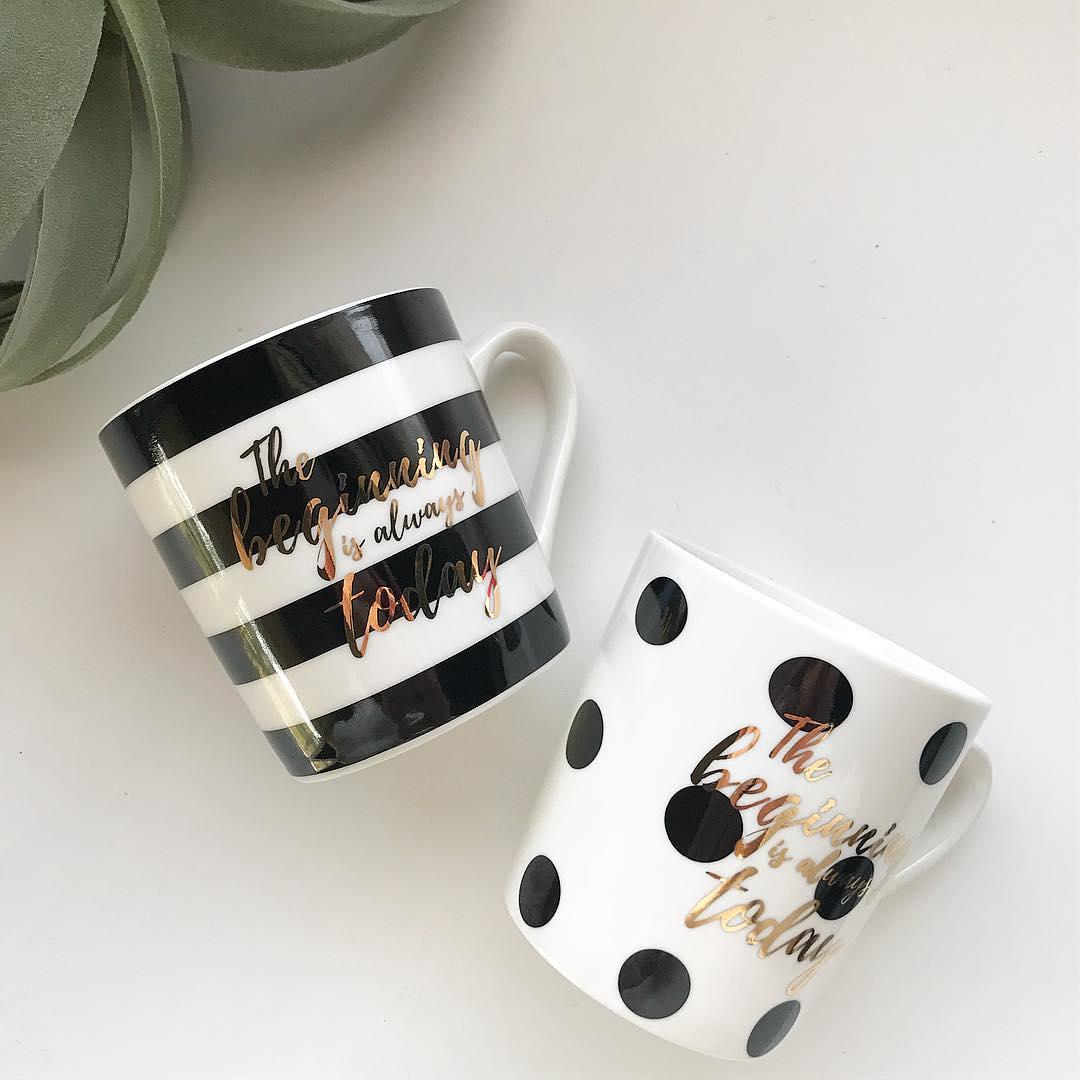 リュクスなマグカップ