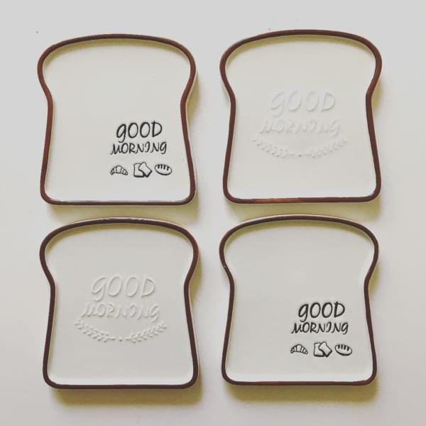 パン型プレート