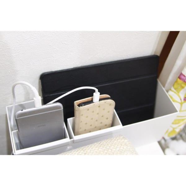 無印良品のファイルボックスを活用した収納アイデア15