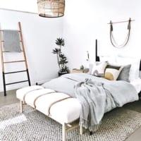 寝室インテリアを自分好みの空間に!ゆっくりと休息できるベッドルーム51選