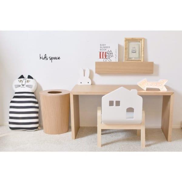 コの字の家具9