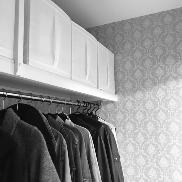 クローゼットでの衣類収納に使えるアイテム15