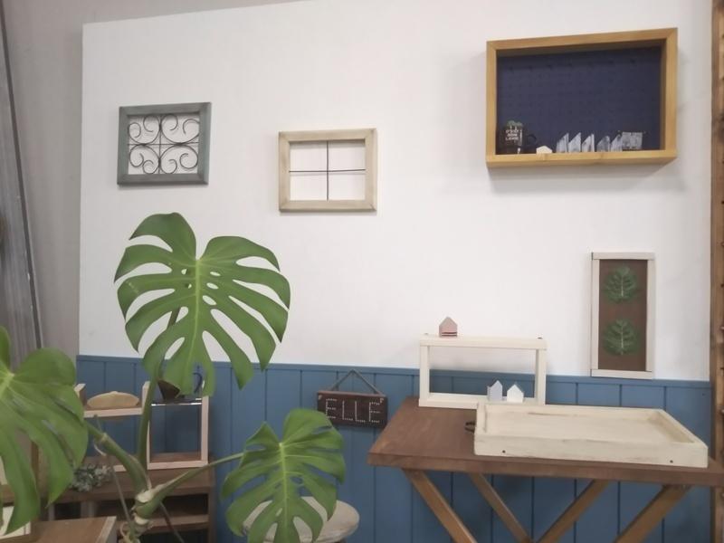 お部屋のDIYアイデア②壁に関するDIY3