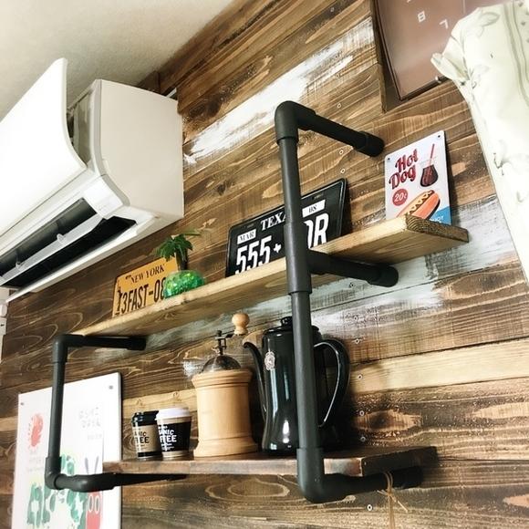 お部屋のDIYアイデア②壁に関するDIY4