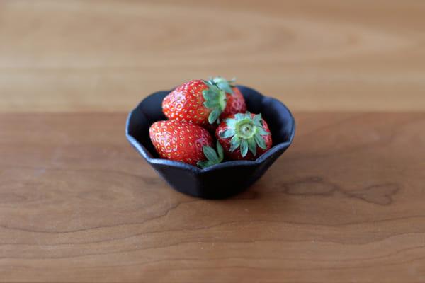 十角デザインの豆鉢