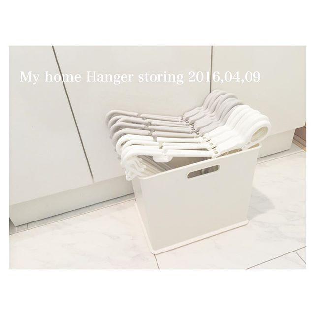 洗濯物に使うハンガーも