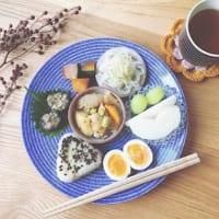 ご飯が美味しい季節♪おにぎりがメインになる華やかな食卓をご紹介します