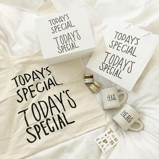 お洒落な【TODAY'S SPECIAL】7