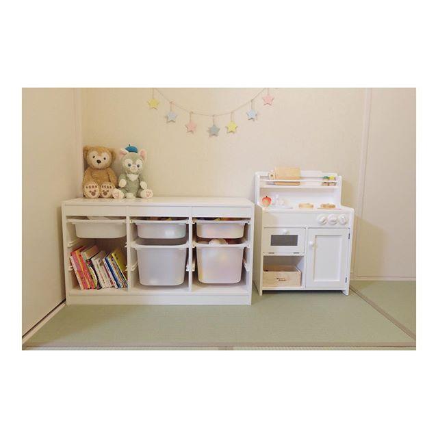 【IKEA】トロファスト9