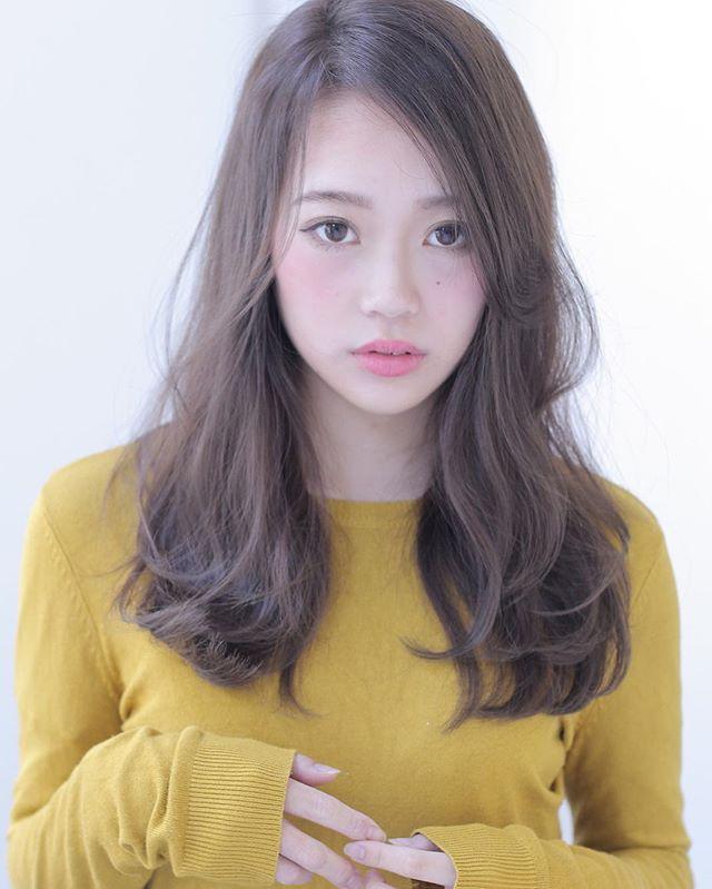 魅力たっぷりのロングスタイル特集14