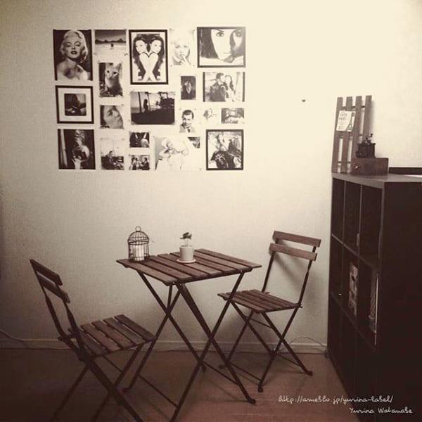 すきなものをすきなだけ。そしてすきなように飾れる「写真」たち。