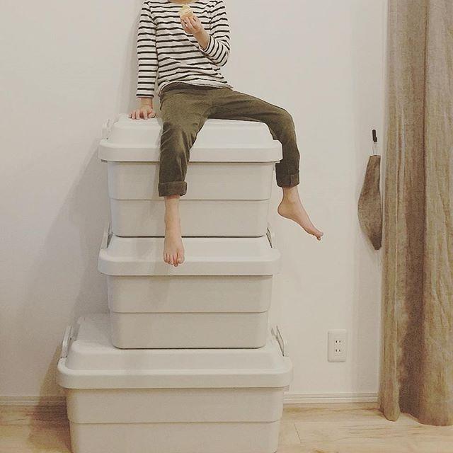 ボックス型の収納箱