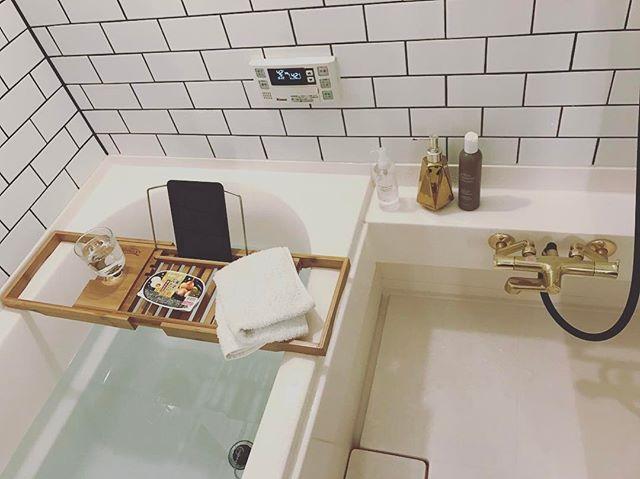 モダンテイストなバスルーム