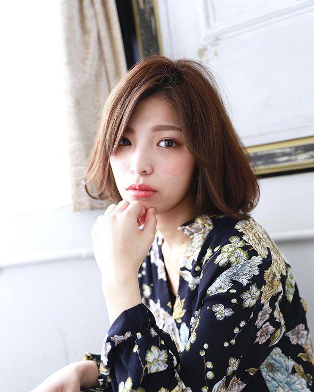 大人女性に大人気!艶々な美髪スタイル特集2