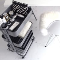【IKEA】のベストセラー商品!お洒落な収納ワゴン「RASKOG」って?