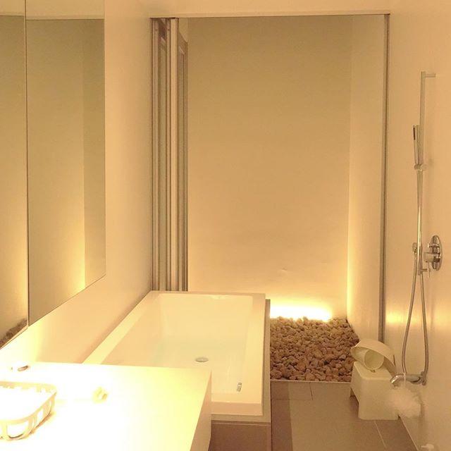 シンプルモダンなお風呂3