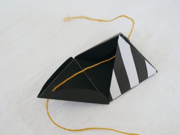 三角ボックスを作る4