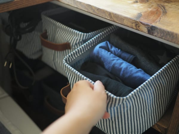洗濯機周りの収納5