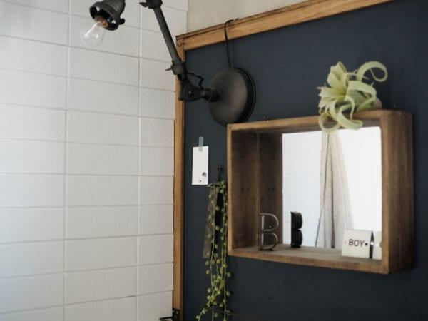洗面台の収納4