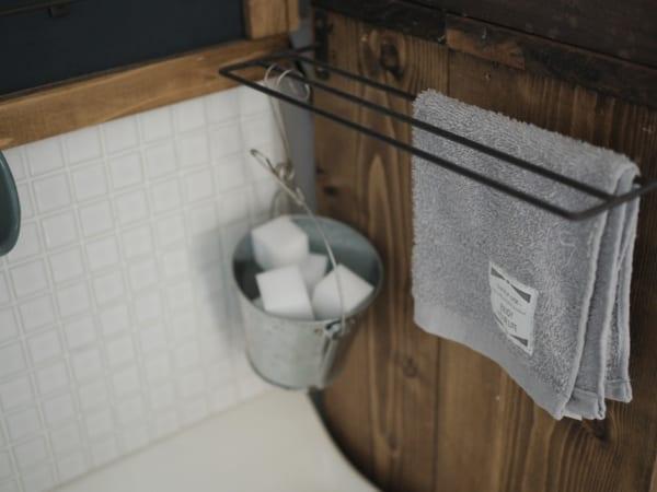 洗濯機周りの収納7
